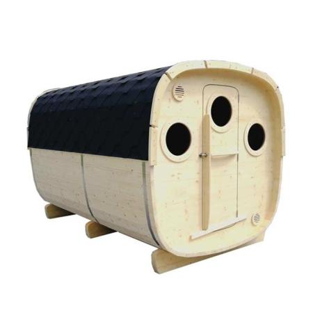 Schlaffass aus Fichte | sibirisches Premium Holz