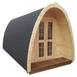 Camping POD 7.4m² ( 2.4mx4.0m )