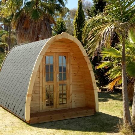 Camping POD / Glamping POD in Australien