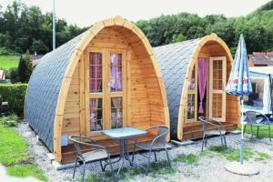 Beispiel Camping Pod